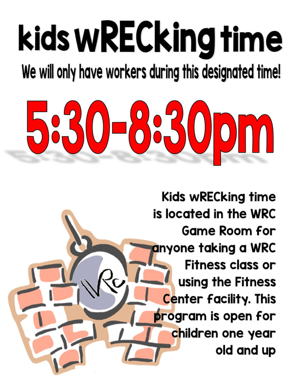 Fitness Sessions - WELLINGTON RECREATION COMMISSION